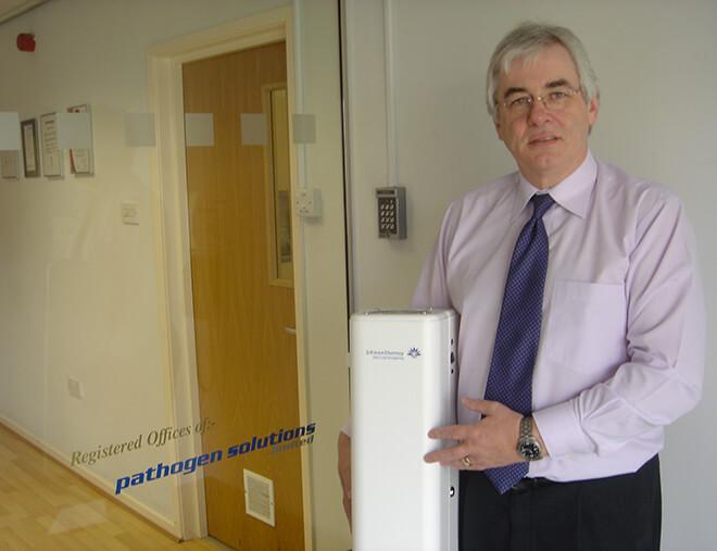 John with Medixair